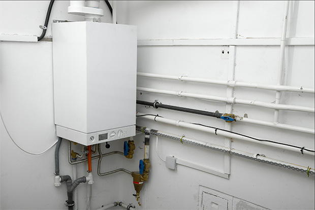 Make sure your heating system is functioning properly