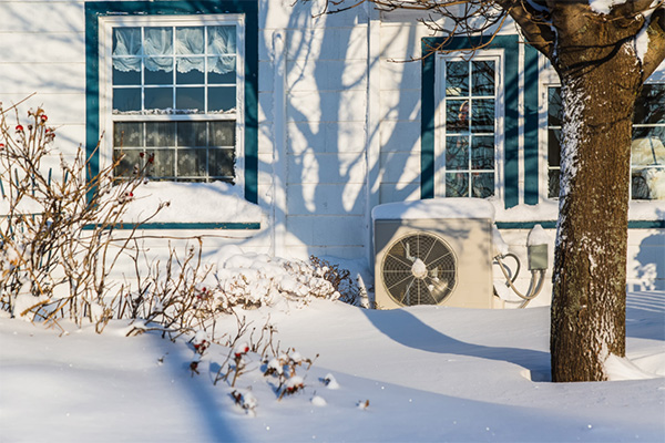 Read more about the article Frigid temps lead peak electricity usage through heat pumps