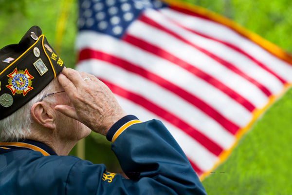 Veteran to recieve free AC upgrade