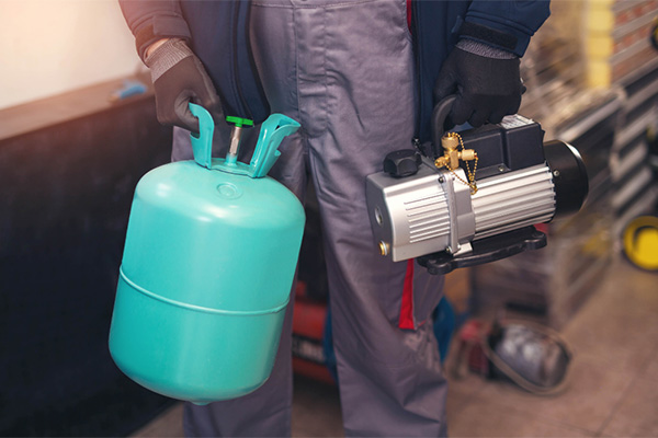 Read more about the article Does your cooling system use freon?