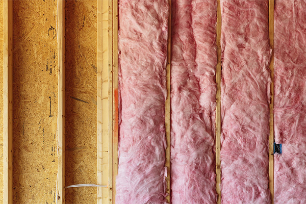 Weatherization program for low-income residents