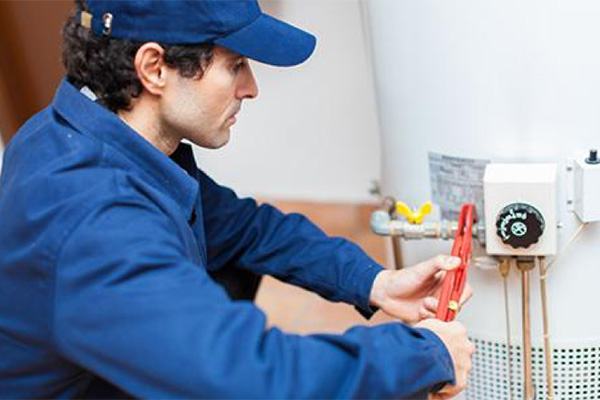 Read more about the article Did your water heater break? Follow these steps