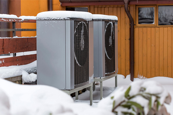 Read more about the article Understanding how outside temperatures affect heat pumps