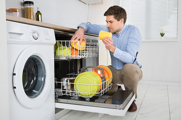 Understanding your dishwasher's sanitizing cycle