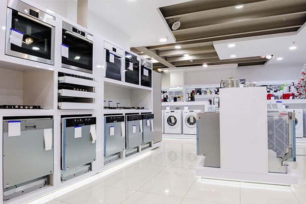 Appliances are selling out quickly as home use soars