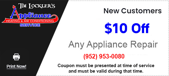 Coupon Appliance Repair