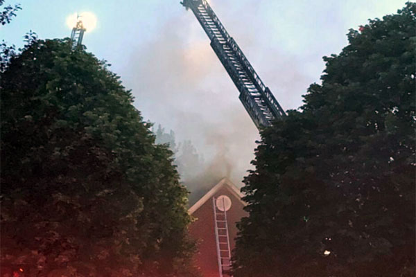 Faulty HVAC system blamed for house fire