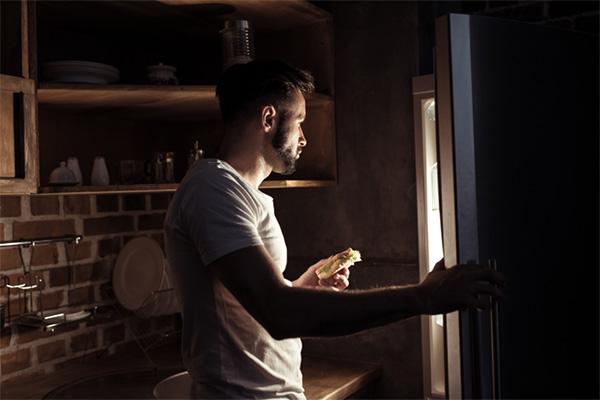 Man shoots at refrigerator after mistaken noise for intruder